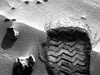 NASA's Curiosity rover is in a position on Mars where scientists and engineers can begin preparing the rover to take its first scoop of soil for analysis.
