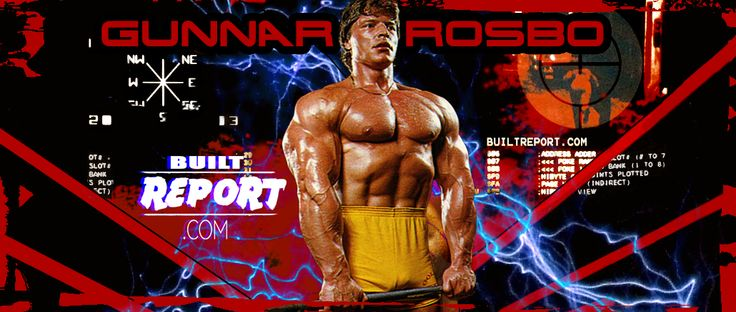 Gunnar Rosbo: The Terminator that could have been