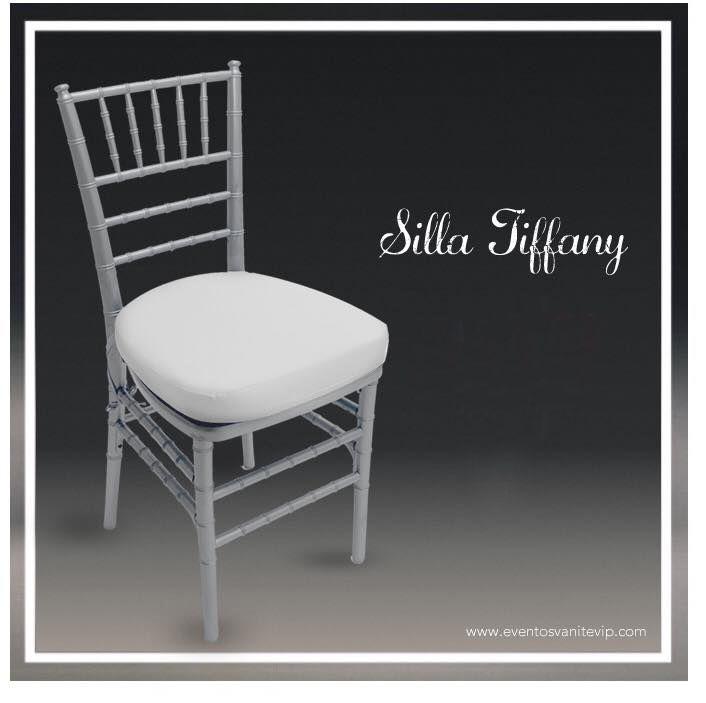 Aunque la silla Tiffany es un clásico, hay muchas más e increíbles opciones