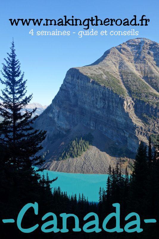 4 semaines en road trip dans l'ouest du Canada. Au départ de Vancouver, randonnées, conseils, bons plans, itinéraire et photos.