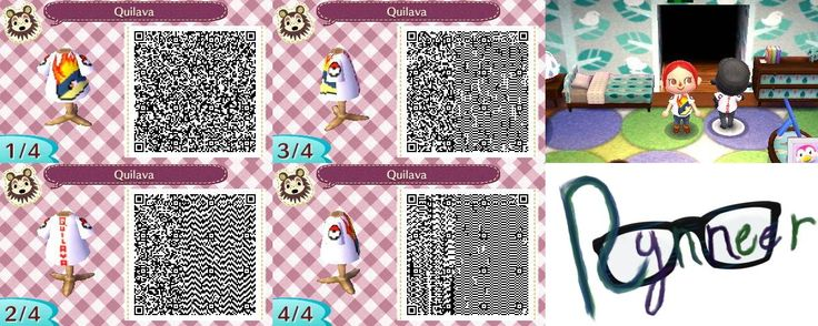 For Pokemon and Animal Crossing fans I present a Quilava shirt.