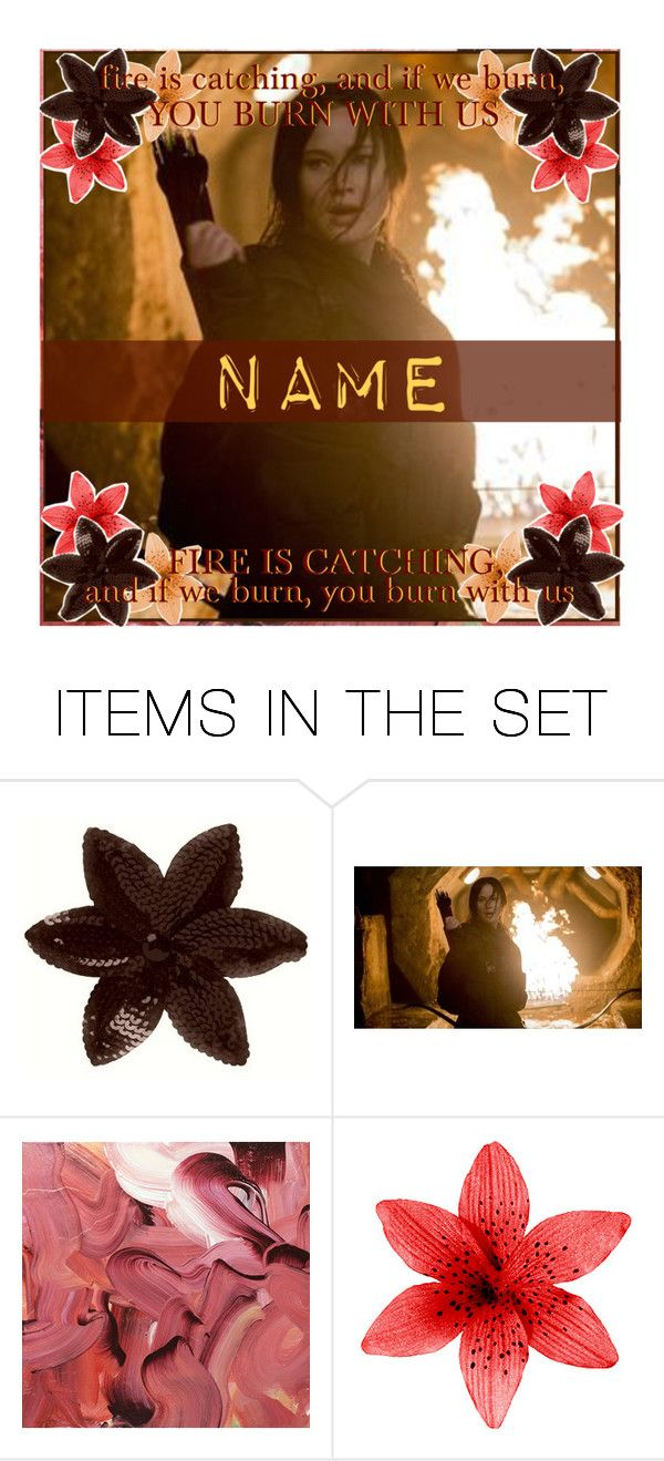 """""""Open Hunger Games Icon // Hannah"""" by fandomsarelife ❤ liked on Polyvore featuring art and hannahsongkisses"""