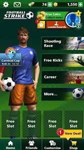 Apk Download Football Strike Hack Get 9999999 Cash And Coins