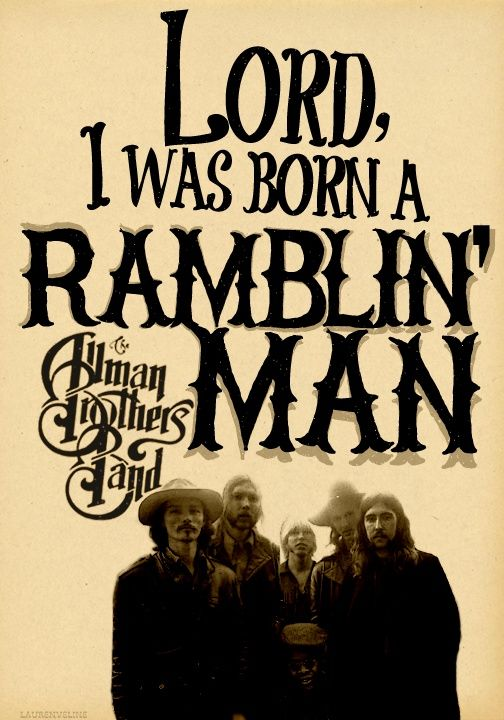 Allman Brothers | Ramblin' Man