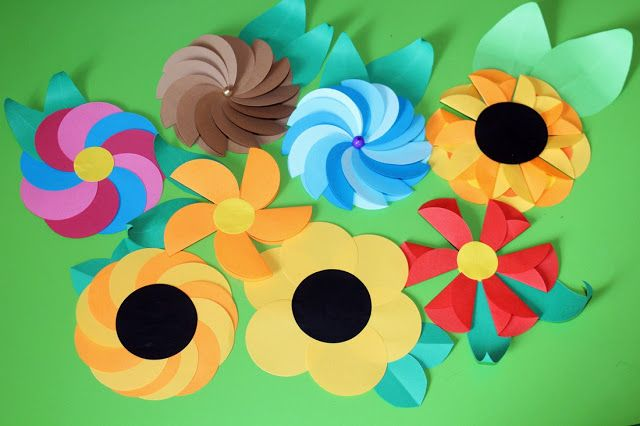 Pin On Kwiaty Wiosna Flowers Crafts Spring Crafts