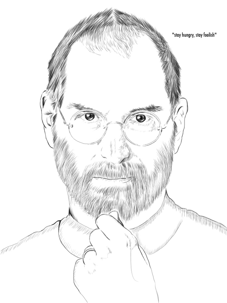 Steve Jobs, this is my fifth trial. I like this one. Rest in Peace.