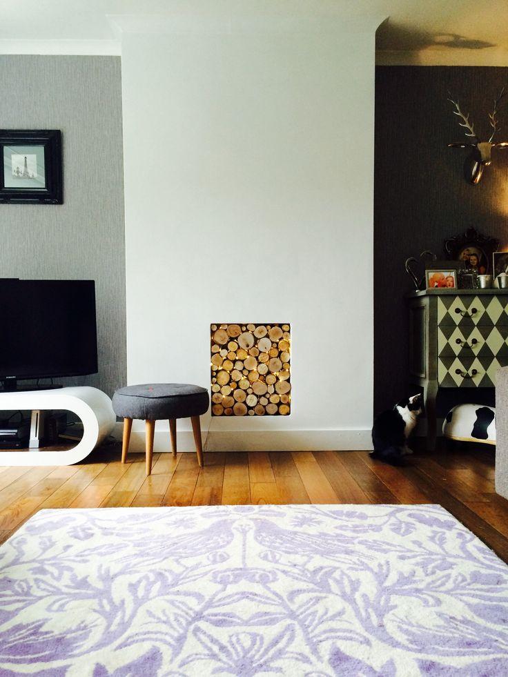 36 Best Decorative Logs Images On Pinterest Firewood