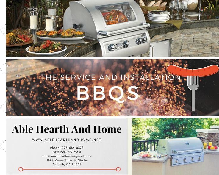 We provide you the complete sales and service for bbqs,fireplace, Inside Fireplaces, Log Sets, Outdoor fireplaces, Kitchen equipment, Fire Pits and Chimney Sweep.Save money by turning down your furnace and zone heating with Ablehearthandhome fire insert. Enjoy consistent, controllable heat at an affordable price.
