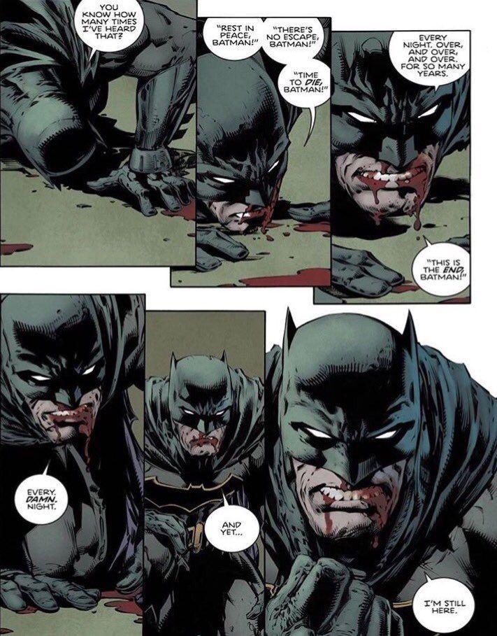 Batman stuffs