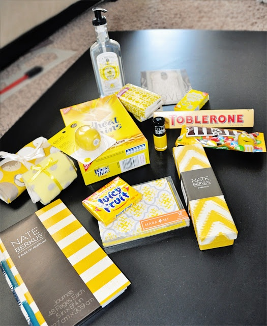 Box of Sunshine - gift ideas