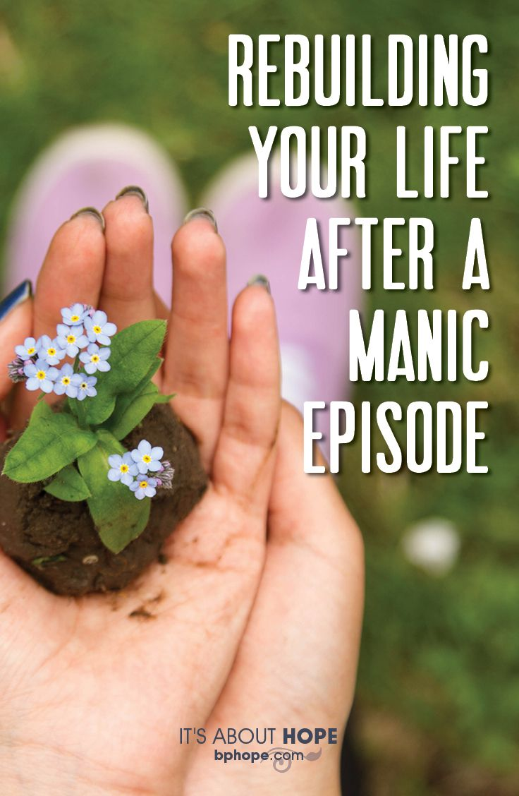 Fixing relationships with those you may have hurt during a mood episode is never easy, but believe me: it is possible. And you can! http://www.bphope.com/damage-control-rebuilding-your-life-after-a-manic-episode/