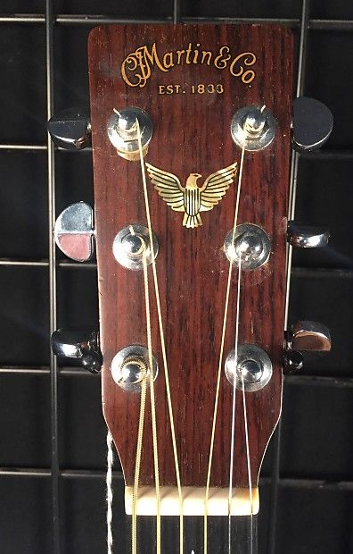 Vintage 1976 Martin Bicentennial D-76 Dreadnought Acoustic | Reverb