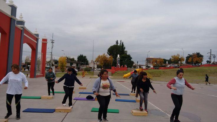 Plaza Activa en los barrios, la propuesta del verano que funcionará en Casino y San Carlos: Será de lunes a viernes durante la mañana y…