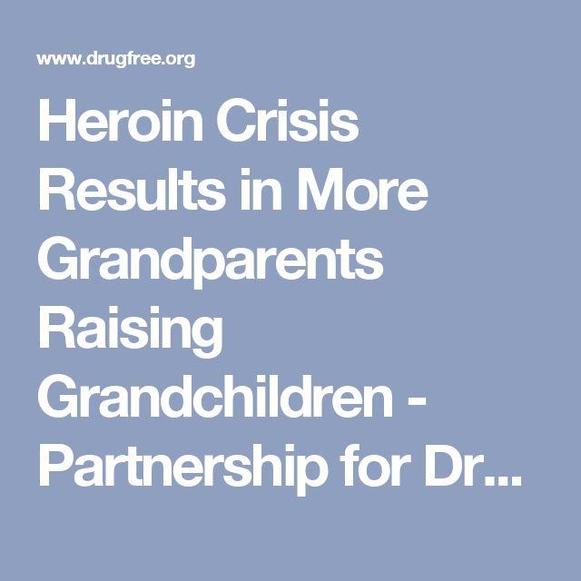 Heroin Crisis Results in More Grandparents Raising Grandchildren - Partnership for Drug-Free Kids
