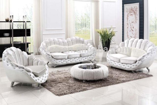 Source 2018 New Classic Furniture Luxury Italian White Fabric Sofa Sets Al028 On M Ali Luxury Furniture Sofa House Furniture Design White Furniture Living Room