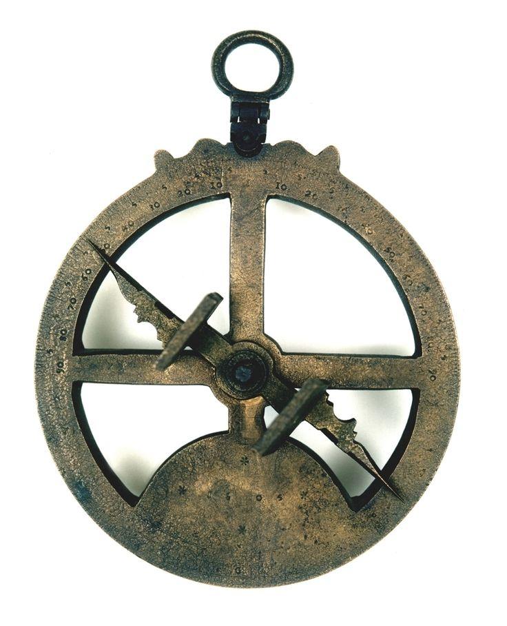 Astrolabio português 1