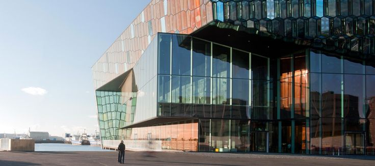 Harpa - Reykjavik Concert Hall and Conference Centre :: Henning Larsen Architects