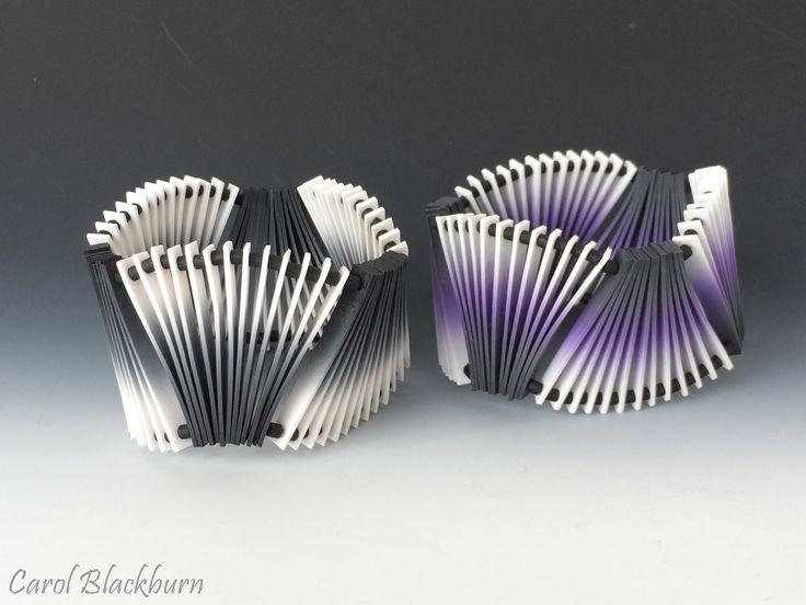 Fan Bracelet -Polymer