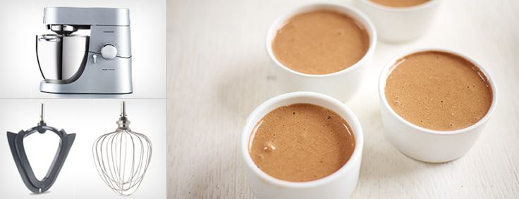 Mousse Recipe | What do you see?