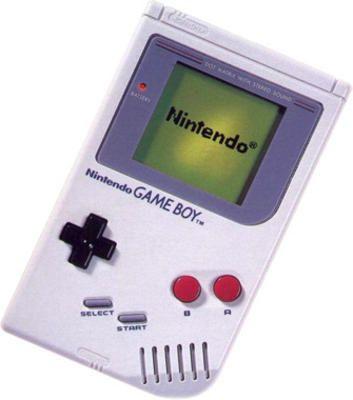Nintendo Game Boy uit jaren '90