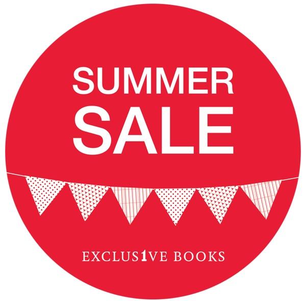 Exclusive Books Summer Sale 2013 http://www.shaunmarais.com/works/summer-sale-2013/