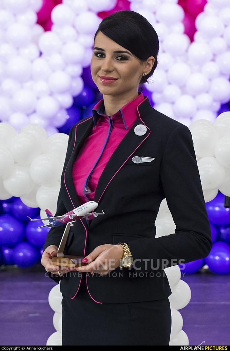 Aviation glamour - Cabin crew - Warsaw Airport - Frederic Chopin (WAW - EPWA) Poland  by Anna Kucharz