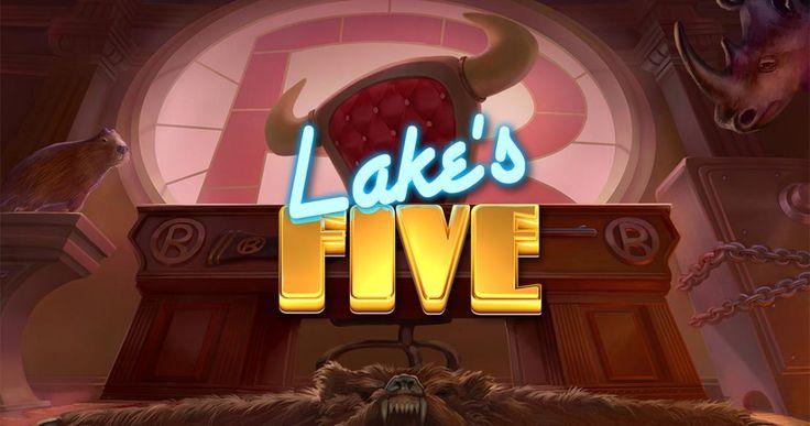 Slot Review: Lake's Five from ELK Studios