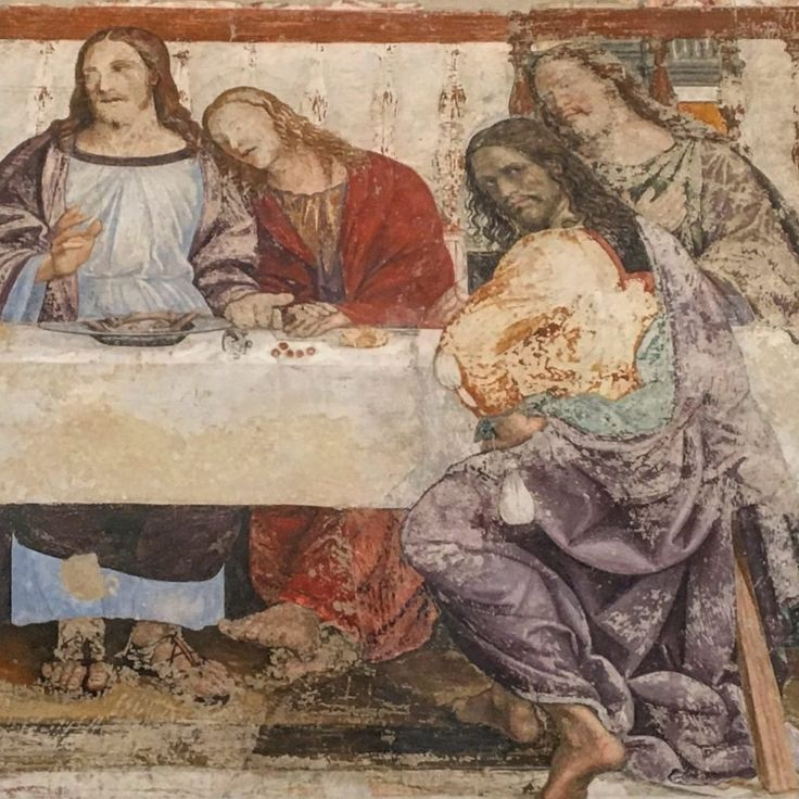 The Last Supper by Sodoma, is so beautiful and powerful that it will immediately command all of your attention. Discover hidden treasures in Tuscany on versavino.com