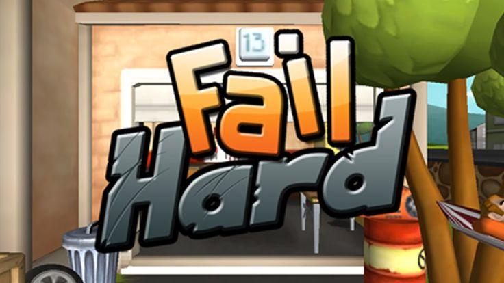 """Fail Hard"" Windows Phone Game from Fingersoft! - https://www.youtube.com/watch?v=WNBZ2T8RiI4  #fail #hard #action #windowsphonegames #wp8"