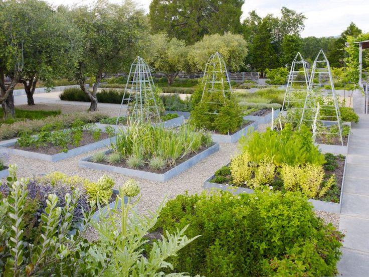 83 Best Kitchen Garden Images On Pinterest Landscaping