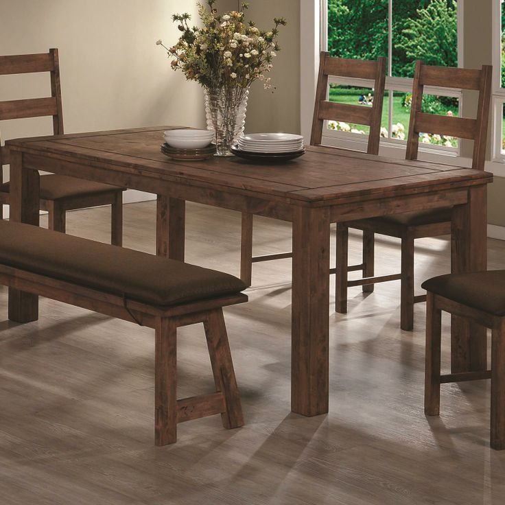 Maddox Dining Table By Coaster