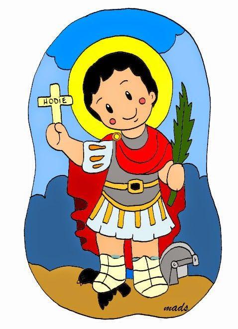 San Expedito  era un militar romano que vivió a principios del siglo IV, comandante de una legión romana en la época del emperador Di...