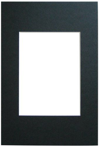 Walther PA070B Galerie Passepartout 50 x 70, schwarz - http://kameras-kaufen.de/walther/50-x-70-cm-walther-pa051s-galerie-passepartout-40-x-5