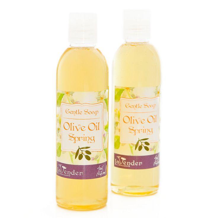 Olive Oil Natural Liquid Soap