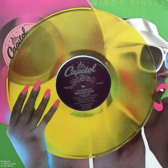 A Look At Classic Disco 12 Inch Sleeves Stones Throw