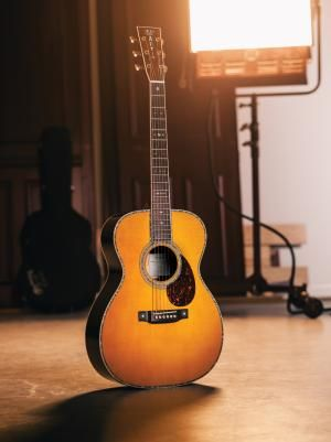 C.F. Martin Guitars Introduces Eric Clapton Signature Model 000-28 and 000-45 | Guitar World