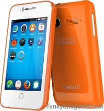 Alcatel One Touch Fire C Full Phone Specifications with Price