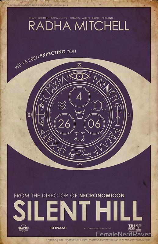 Silent Hill   Minimal Poster Series RC   Pinterest   Fans ...