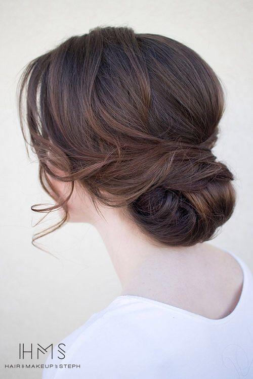 Luna's wedding hair