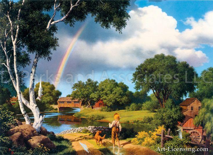 paul detlefsen paintings - Google Search