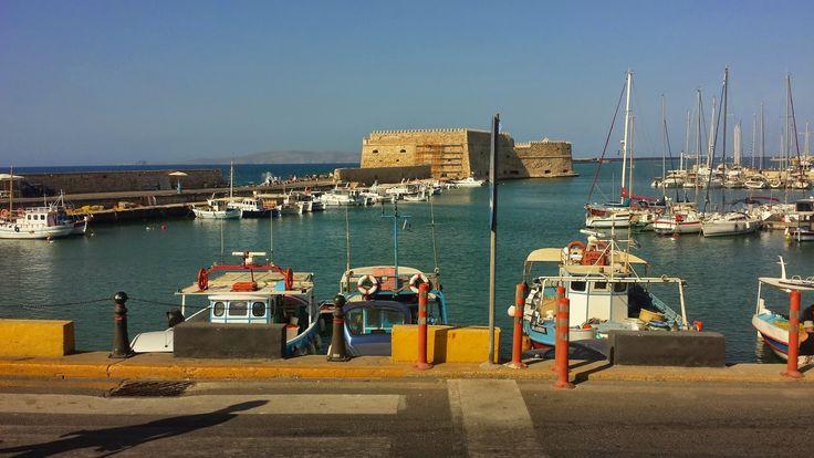 fascynujące podróże: GRECJA Heraklion Kreta