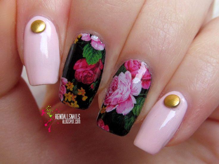 World Of Colors: Róże vintage