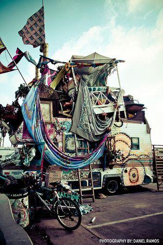 gypsy land, photo by Daniel RamosBurning Man, The Roads, Gypsy Soul, Gypsy Style, Dreams, Gypsy Caravan, Roads Trips, Gypsy Life, Bohemian