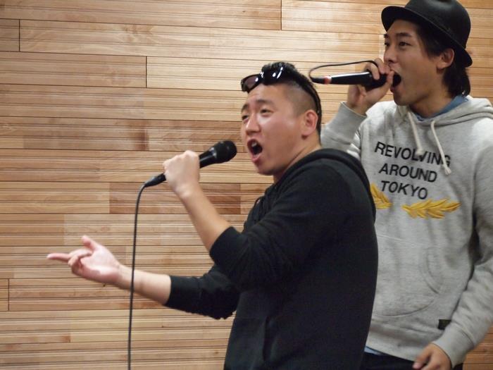 TARO SOUL & KEN THE 390(2012.02.08)  https://www.facebook.com/ustrip.tv  http://www.ustream.tv/channel/u-strip  #ustrip12
