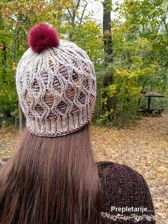 288fd40d8b9 Winter hat and neckwarmer