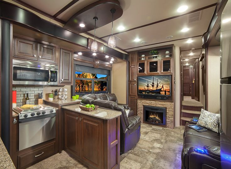 Love The Inside Of This Rv Cool Rv Picks And Tricks