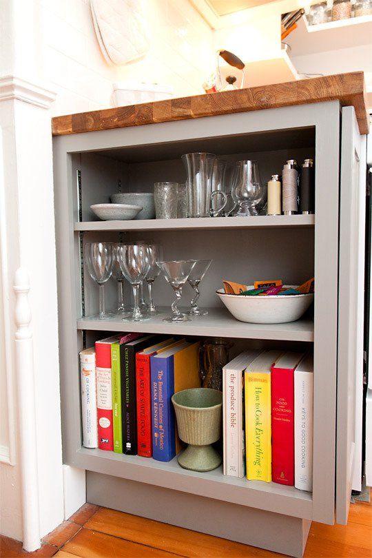 Best 25 Cookbook Shelf Ideas On Pinterest Kitchen