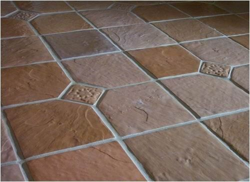 kitchen floor tile images 22 best saltillo images on haciendas mexican 4824