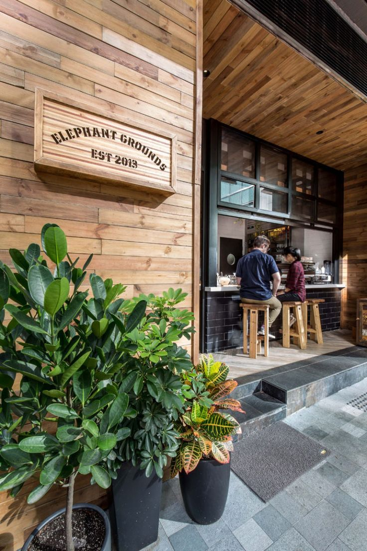 551 best store front images on pinterest shop fronts for Small cafe bar design