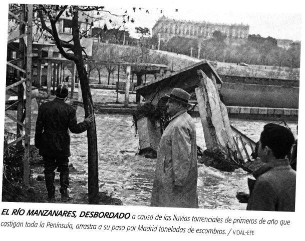 RÍO MANZANARES 1947